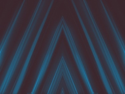 CONVERGING LIGHTS - BLUE