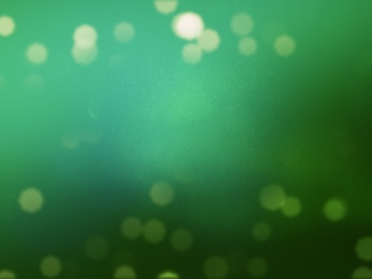 COOL GREEN GRUNGE BOKEH
