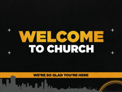 DARK CITY WELCOME TO CHURCH