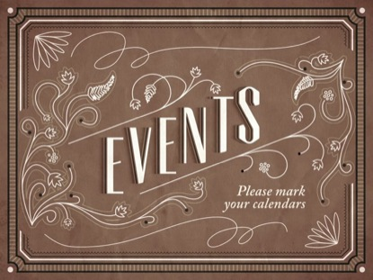 FALL COLORS EVENTS