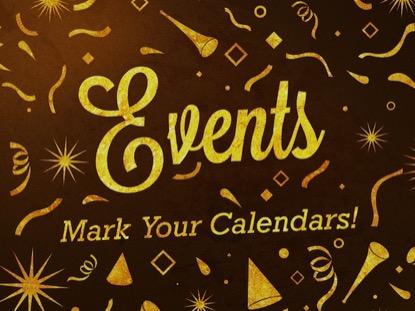 GOLD CONFETTI EVENTS