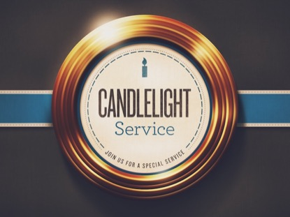 GOLDEN RINGS CANDLELIGHT SERVICE