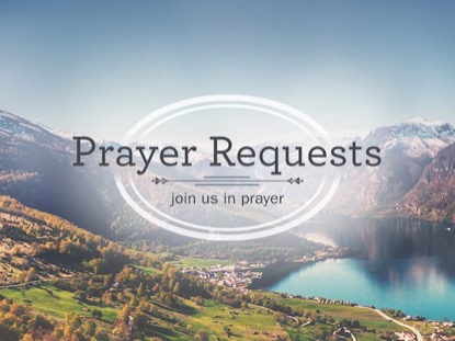 ICELANDIC RANGE PRAYER REQUEST