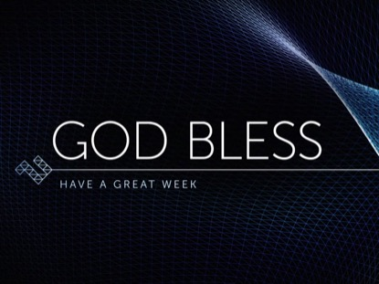 LATTICE WAVES GOD BLESS