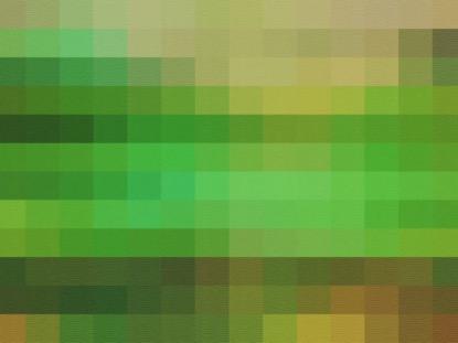 COLOR SQUARES GREEN LOOP