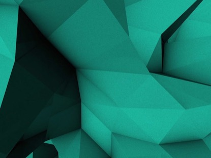 LOW POLY TEAL
