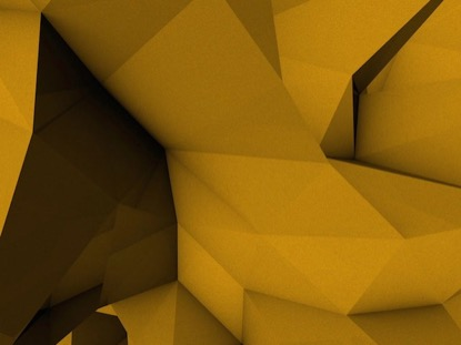 LOW POLY YELLOW