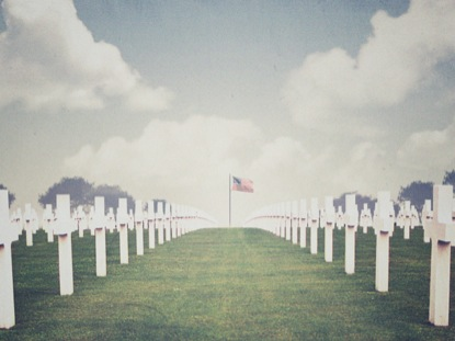 MEMORIAL DAY FIELD BLANK