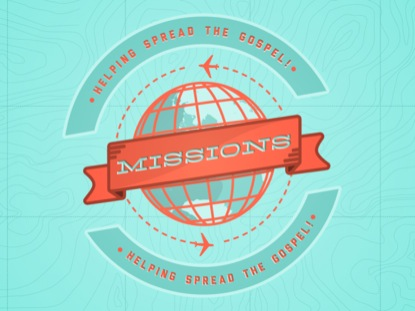 MISSIONS GLOBE