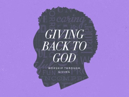 MOTION SILHOUETTES: GIVING BACK