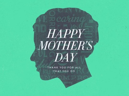 MOTION SILHOUETTES: HAPPY MOTHER'S DAY