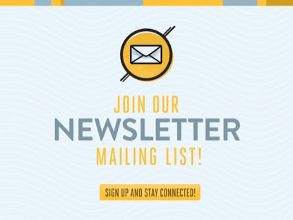 NEWSLETTER MAILING LIST