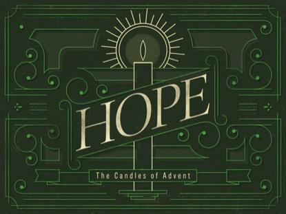 ORNATE ADVENT HOPE
