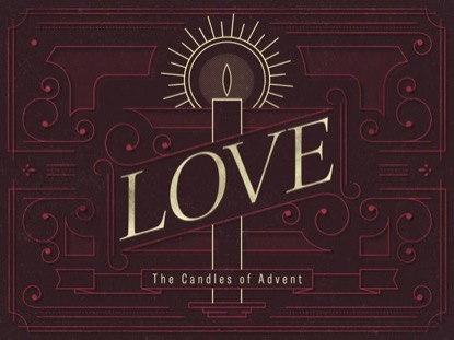 ORNATE ADVENT LOVE