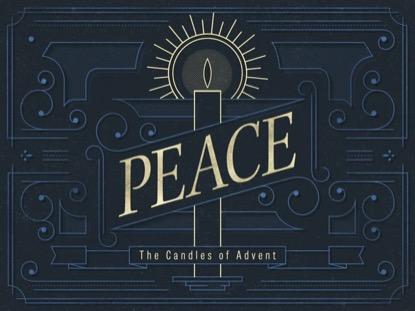 ORNATE ADVENT PEACE