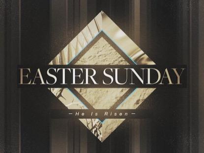 PHOTO DIAMOND: EASTER SUNDAY