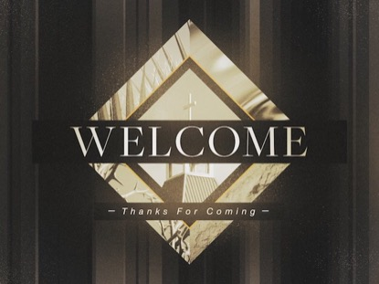 PHOTO DIAMOND: WELCOME