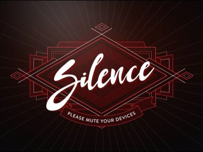 PINSTRIPES SILENCE