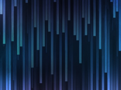 PRISM LINES BLUE