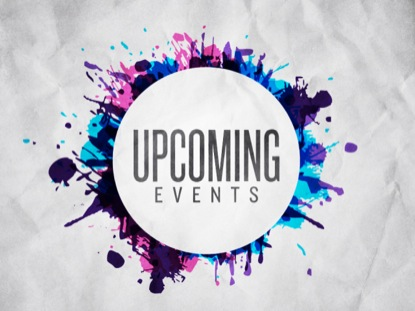 SPLATTER UPCOMING EVENTS