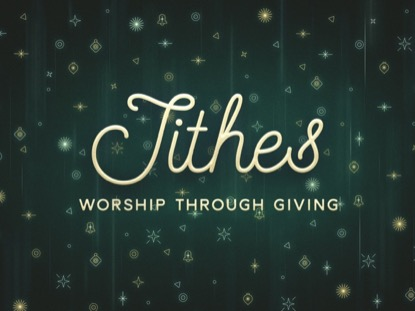 TWINKLING CHRISTMAS TITHES