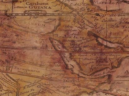 WORLD MAPS ANTIQUE