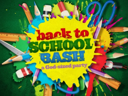 BACK TO SCHOOL BASH 2