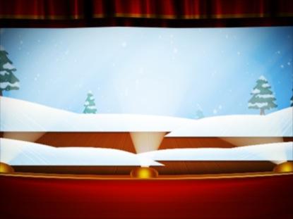 CHILDREN'S CHRISTMAS MUSICAL BLANK