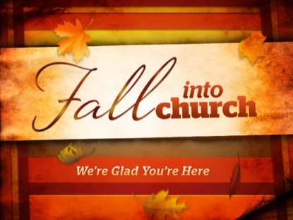FALL INTO CHURCH 02