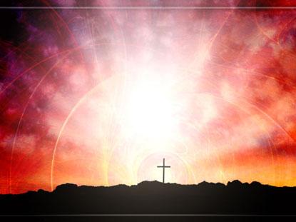 JESUS IS ALIVE BLANK
