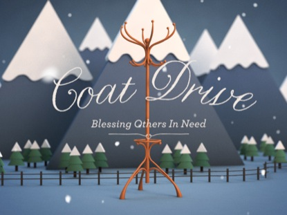 MOUNTAINSIDE COAT DRIVE