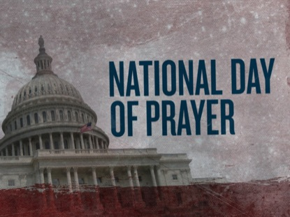 NATIONAL DAY PRAYER