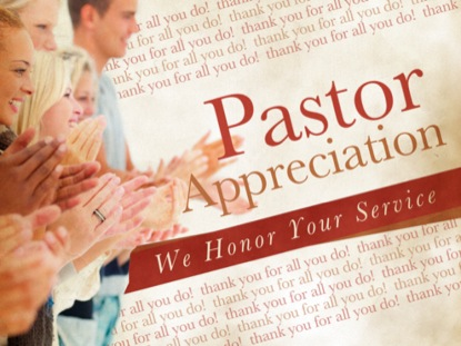Preview for PASTOR APPRECIATION