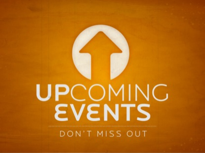 UPCOMING EVENTS 2