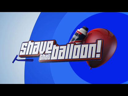 SHAVE THAT BALLOON (GAME INTRO)