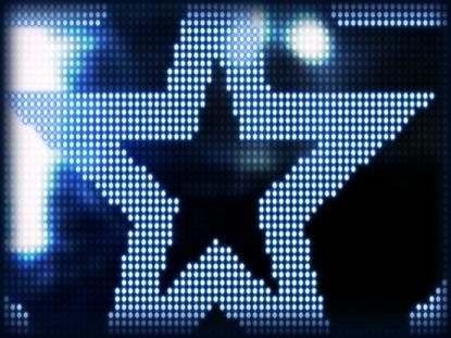 LED STAR WIPE
