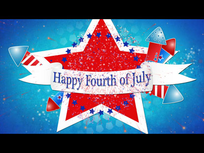 FOURTH OF JULY INTRO