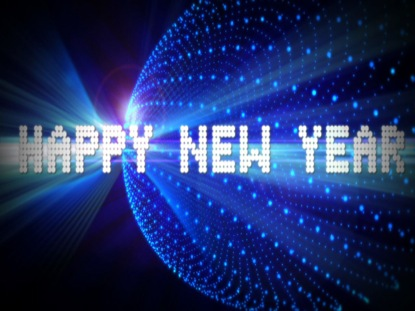 HAPPY NEW YEAR TITLE