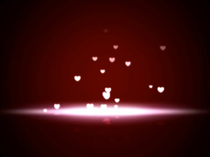 FLOATING HEARTS OF LOVE