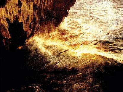 CANVAS OCEAN SPRAY