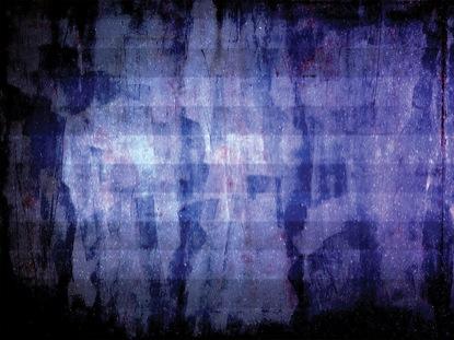 GRUNGE LIGHT BLUE