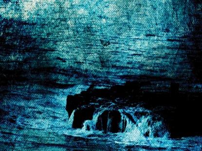 NIGHT CRASHING WAVES
