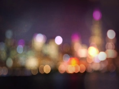 GLOW OF THE CITY