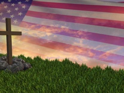PATRIOTIC ONE NATION UNDER GOD