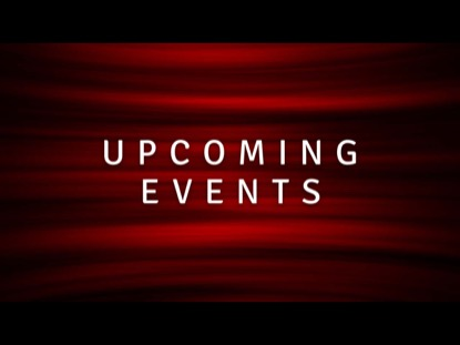 RED VORTEX UPCOMING EVENTS