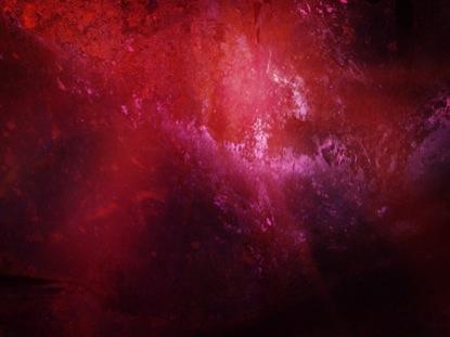 BEAUTIFUL GRUNGE RED