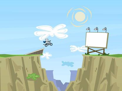 MOTORCYCLE BUMPER