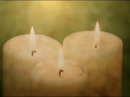 CHRISTMAS CANDLES MOTION