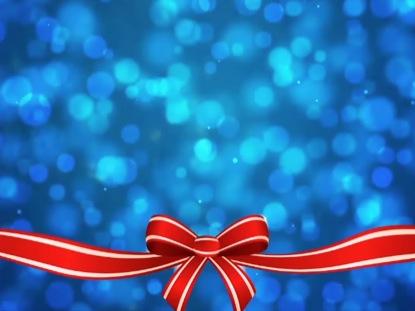 CHRISTMAS GIFT BACKGROUND LOOP