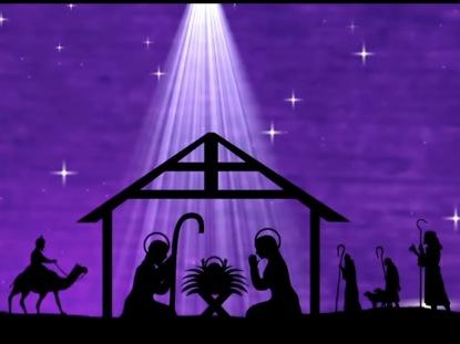CHRISTMAS NATIVITY MOTION